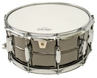 "Ludwig 6.5"" X 14"" Black Beauty Snare Drum"
