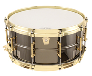 Ludwig 6.5x14 Black Beauty Brass On Brass