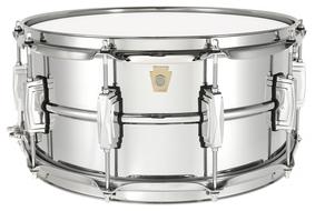 Chrome Supraphonic LM402 6.5x14 Bonham Snare Drum