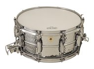Ludwig 6 1/2 x 14 Super Sensitive Hammered Metal Shell Snare Drum