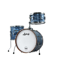 Ludwig Cavern Club Date Down Beat In Blue Oyster Pearl