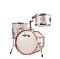 "Ludwig Club Date ""Jazzete"" Shell Pack Marine Pearl"