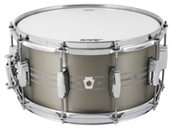 Ludwig Heirloom 7x14 Stainless Steel Snare