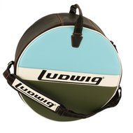Ludwig 70s Heirloom Blue And Olive Snare Drum Bag