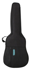 Levys EM20 Acoustic Dreadnaught Bag With Rainbow Logo