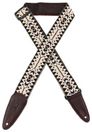 "Levys 2"" Native Arrow Jacquard Weave Dakota Guitar Strap"