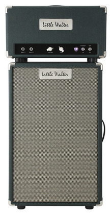Little Walter 50 with 212 Celestion Cab Green Levant