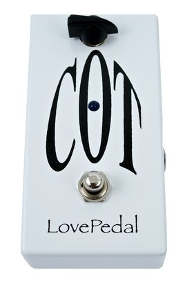 Lovepedal Church Of Tone Overdrive