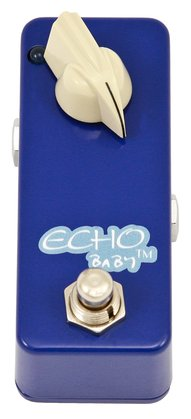 Lovepedal Echobaby Delay Pedal