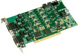 Lynx AES16-XLR Multi Channel PCI Audio Interface with XLR
