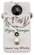 Lizard Leg Effects Flying Dragon Clean Boost Pedal
