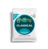 Martin Traditional Silver Wound Classical Guitar Strings</P>