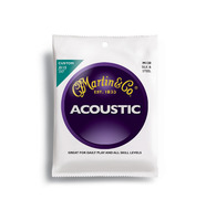 Martin Silk  Steel Folk Guitar Strings