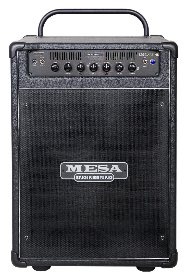 mesa boogie m6 carbine 600w 2x12 combo amplifier rainbow guitars. Black Bedroom Furniture Sets. Home Design Ideas