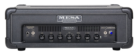 Mesa Boogie M6 Carbine 600 Watt Bass Head