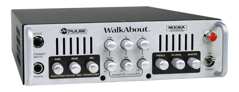 Mesa Boogie WalkAbout<BR>Compact Bass Amplifier