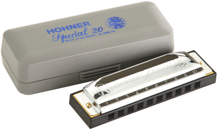 Hohner Db Special 20 Harmonica