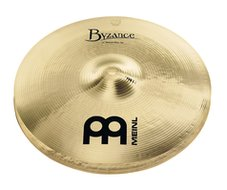 "Meinl Byzance 14"" Medium Hi Hat, Pair, Brilliant"