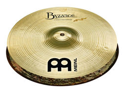 "Meinl Byzance 14"" Serpents Hats, Pair"