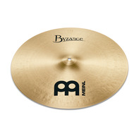 "Meinl Byzance Brilliant 18"" Medium Thin Crash"