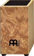 Meinl Makah Burl String Cajon With Carrying Case