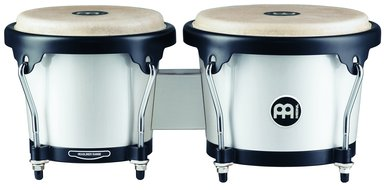 Meinl Headliner Series Wood Bongos, White Pearl Finish