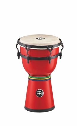 "Meinl Fiberglass Mini Dancing Drum 8"" X 11 1/3"" Red"
