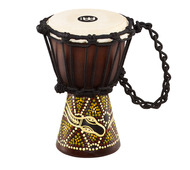 Meinl Mini Djembe Dark Serpent Design