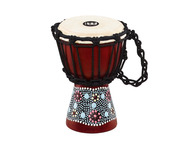 Meinl Mini Djembe Flower Design