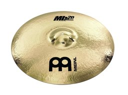 "Meinl MB20 24"" Pure Metal Ride, Including Cymbal bag"