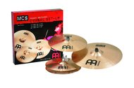 Meinl MCS Cymbal Pack 14 HiHats 16 Crash 20 Ride