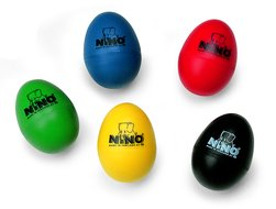 Meinl Nino® Egg-Shaker Assortment, 4Pcs.