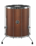 "Meinl Stand Alone Wood Surdo 20"" X 24"" With Legs African Brown"