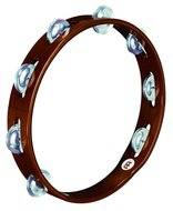 Meinl Wood Tambourine, Aluminum Jingle