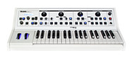 Moog Little Phatty Stage II With CV Outs, Limited Edition White