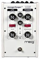 Moog MF103 Moogerfooger 12 Stage Phaser White