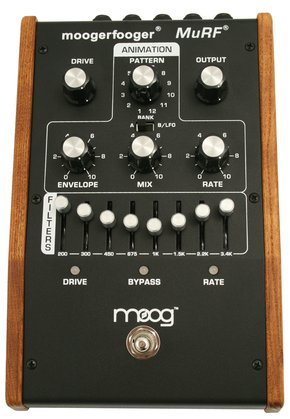 Moog MF105 Murf Variable Filter Guitar Pedal