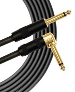 Mogami Right Angle 25 Foot Instrument Cable