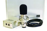 MXL V76T Cardioid Tube Condenser Microphone, NOS