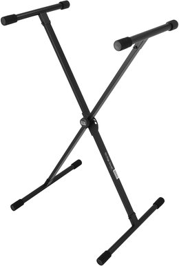 On-Stage KS8190 <BR>Single X Keyboard Stand