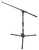 On-Stage MS7411B Drum or Amp Tripod Mic Stand with Boom