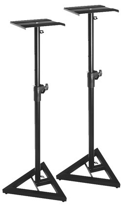 On-Stage SMS6000-P <BR>Monitor Stands (Pair)