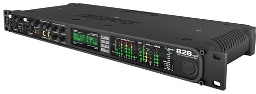 MOTU 828mkiii Hybrid <BR>USB/Firewire Audio Interface