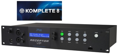 Muse Research Receptor VIP w/Komplete 8