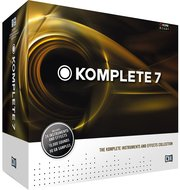 Native Instruments Komplete 7 Instruments & Effects Software