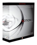 Notion Music Composition Software/ Academic