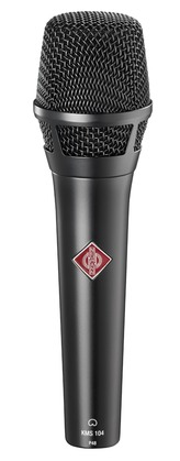 Neumann KMS104mt<BR>Cardiod Condenser Vocal Microphone