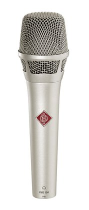 Neumann KMS104ni<br>Cardiod Condenser Vocal Microphone
