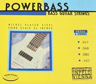 Thomastik Powerbass Roundwound Bass Strings