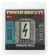 Thomastik Power-Brights Electric Guitar Strings Regular Bottom 11-46